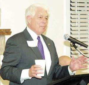 Oncoming opportunity touted at annual banquet