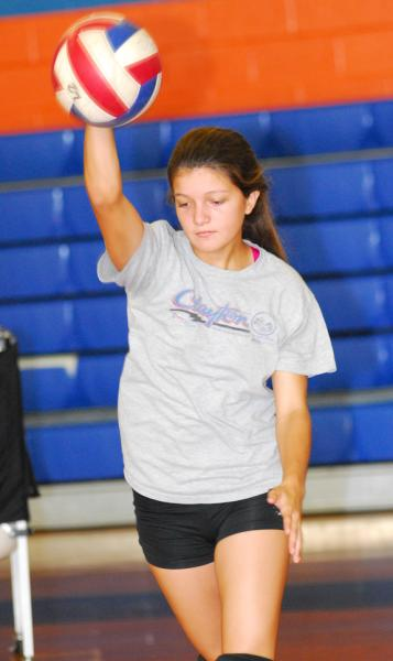 LHS girls on a roll in TRAC