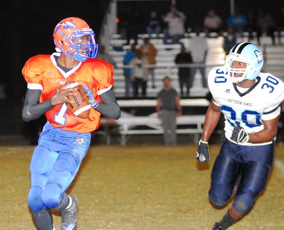 Warriors Stop Southern Vance