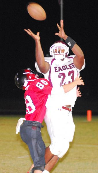 Rams fall to Eagles in thriller