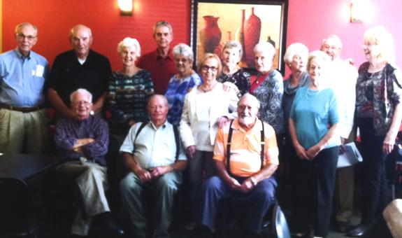 <i>Bunn High Class of '54 reunites</i>