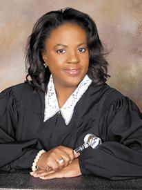 <i>Area judge wins service award</i>
