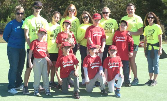 FC MIRACLE LEAGUE FALL TEAM PHOTOS, 2