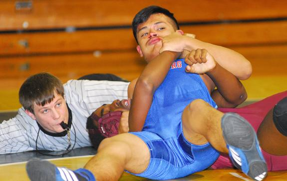 LHS Back On The Mat