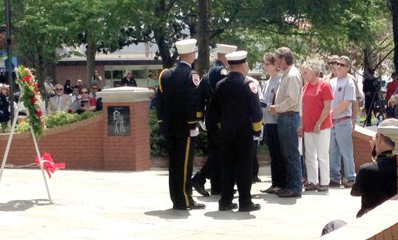 <i>State's fallen fighters recognized</i>