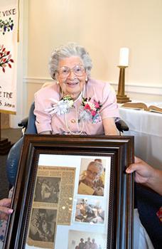 <i>Celebrating a century -- and a family tradition</i>