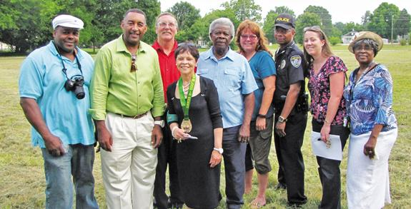 <i>New community garden launched in Franklinton</i>