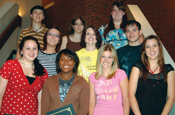 2008 Senior Art Show winners