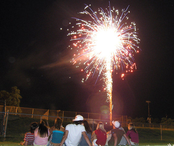 <i>Local skies will light up for the 4th</i>