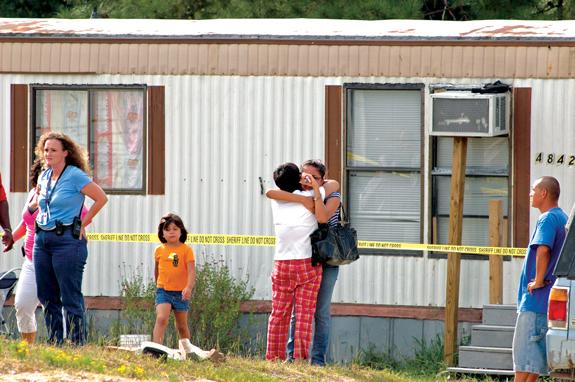 12-year-old shoots neighbor, 11