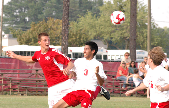 Solid Second Half Rescues Rams