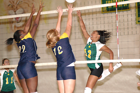 Bunn Bests Vikes In Four Games