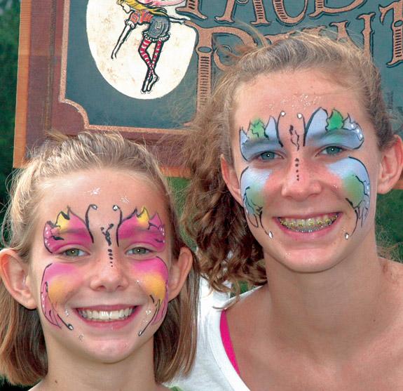 Fall Festival Fairies
