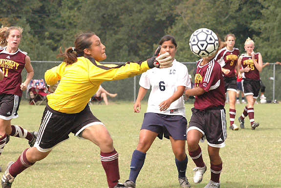 Sked difficult for LC women