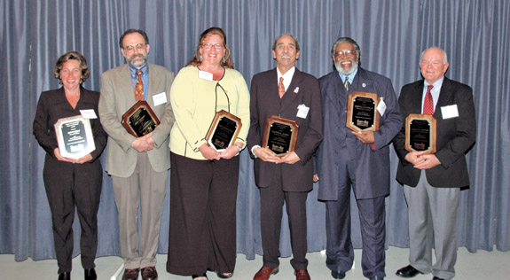 Region K Council of Governments honors leadership