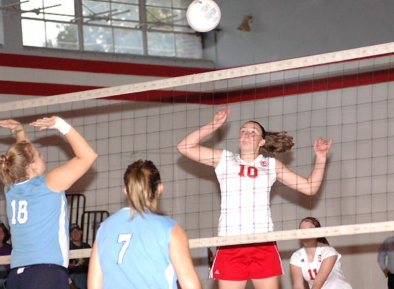 Southern Sweeps Lady Rams