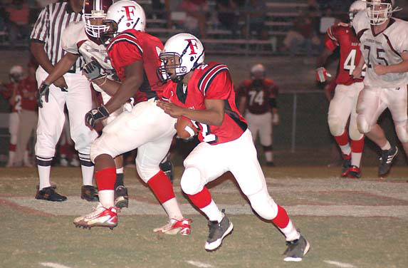 Fabulous Five For FHS: Red Rams roll to 5th straight grid conquest