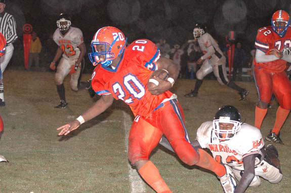 Louisburg Shuts Out North Edgecombe