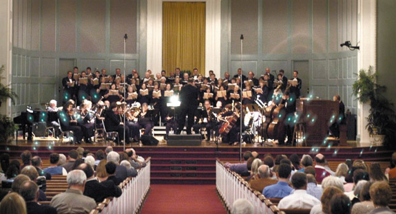 Northeast Piedmont Chorale schedules holiday performances