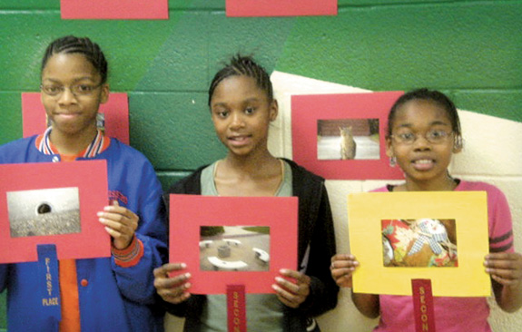 Franklin Boys and Girls Club Art winners' work goes to regional competition