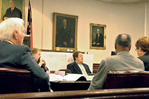 Pearce steers election concerns toward legislators for change