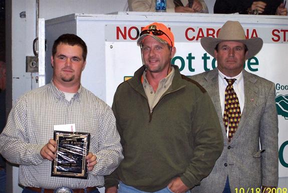 2008 JAMES SPEED ACHIEVEMENT AWARD