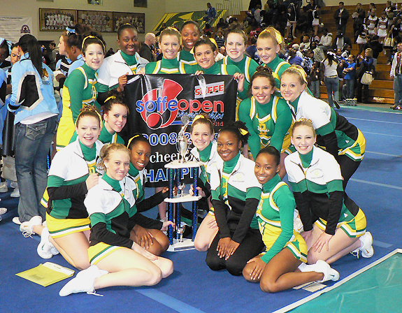 BHS' Cheer Champs