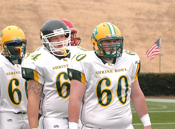 Bunn's Howle picked to  AP All-State grid squad