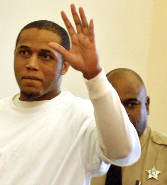 Terrell murder: Williams in for 30