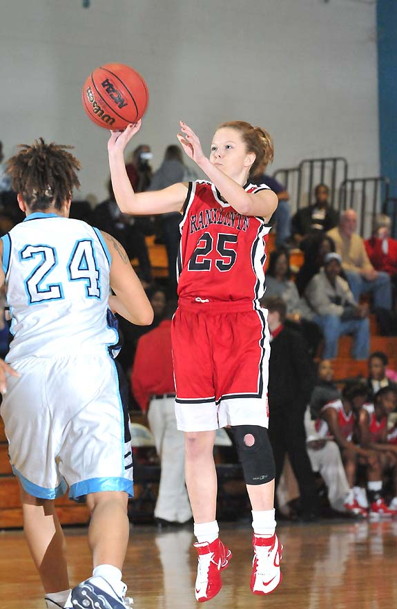 FHS girls fall to So. Vance