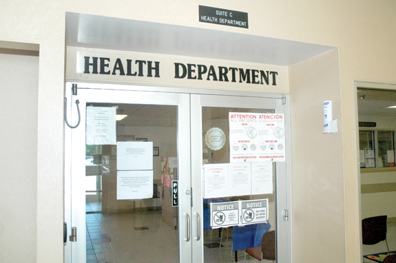 <i>Mold closes health department; officials vague</i>