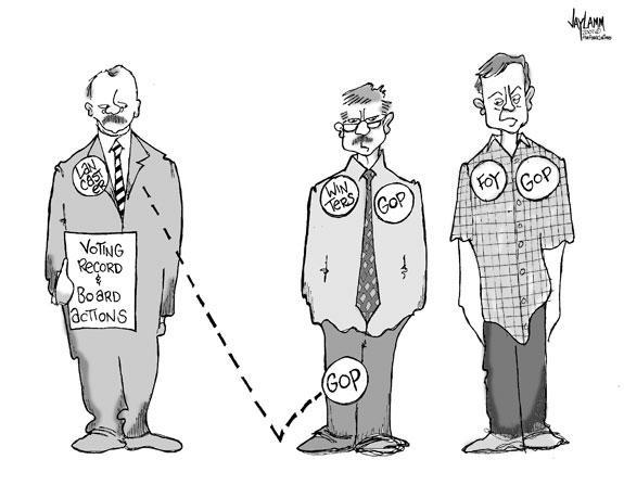Cartoon Caption Challenge for 11-24-2007