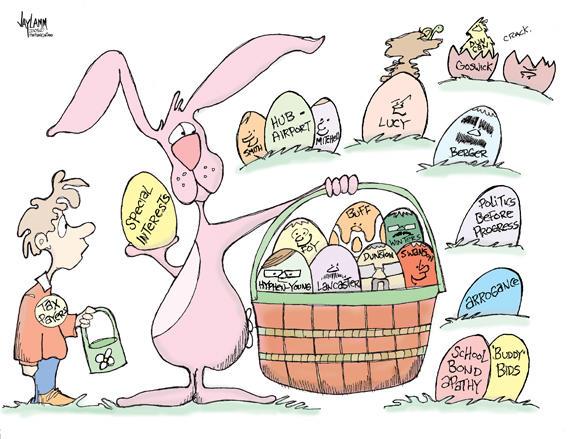Cartoon Caption Challenge for 03-19-2008