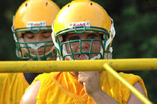 O-Line to play a big role in Bunn Highs fortunes