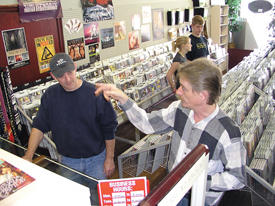 Old, new tunes: Nits and Nats has music spinning �uptown�