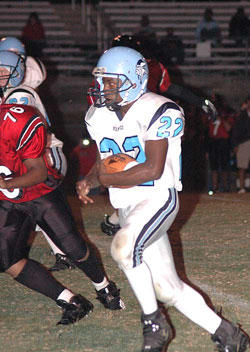 Late TDs Propel South Granville Past FHS