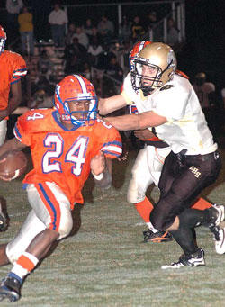 Louisburg Rallies For Home Victory