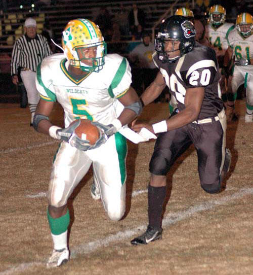 Bunn Blanks Farmville Central