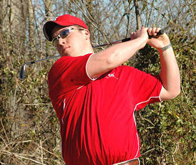 Louisburg stops Red Rams in season�s first links event