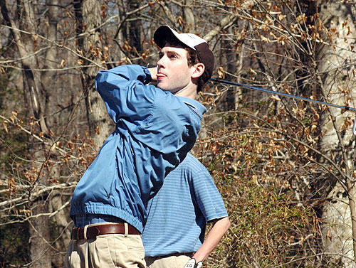 Wildcats get past Warriors in prep golf match