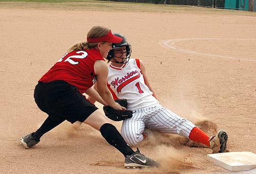 LHS pitcher leads team to a sweep of Lady Rams