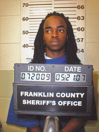 3 charged in clerk shooting death