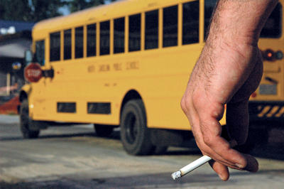 School smoking policy swirling closer to a vote