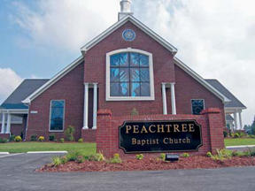Peachtree Baptist Church rises from the ashes of 2005 fire