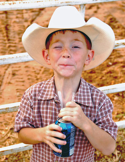 Howdy pardner — fun at the Pilot Rodeo