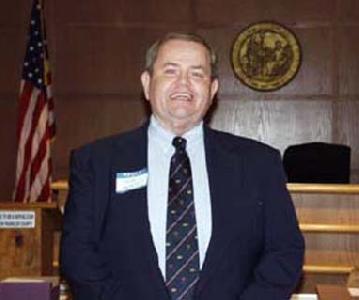 Dave Harker Dies
