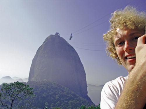 Morehead Scholar explores Brazil