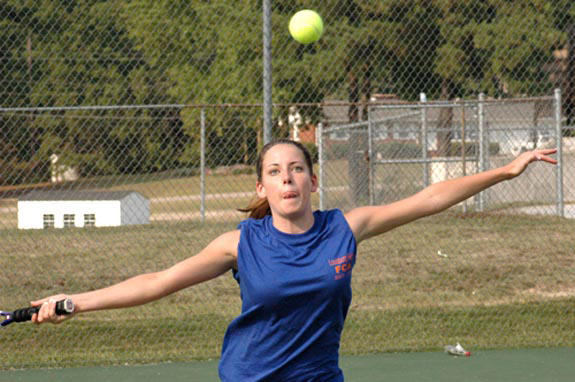 Tennis Triumph For LHS