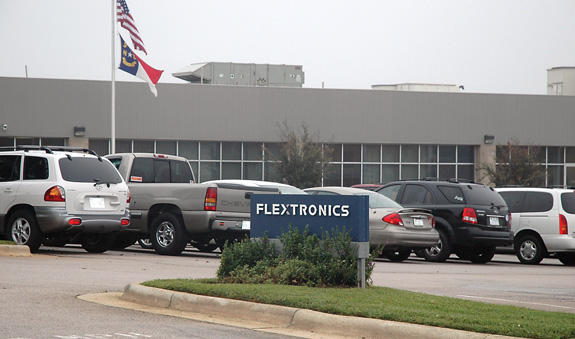 Flextronics is closing down