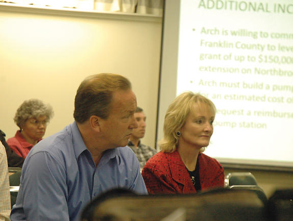 Commissioners to look at revenue options